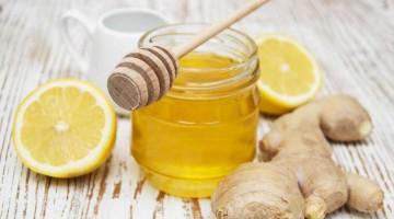 Домашні способи від кашлю. 5 сиропів на основі меду