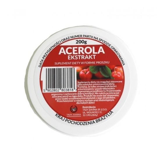 Ацерола вишня порошок