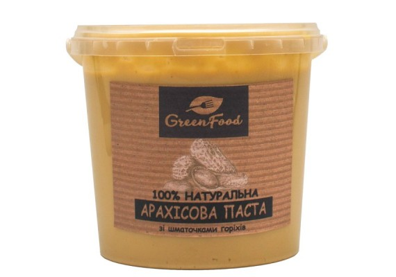 Арахисовая паста кранч (Арахисовое масло)