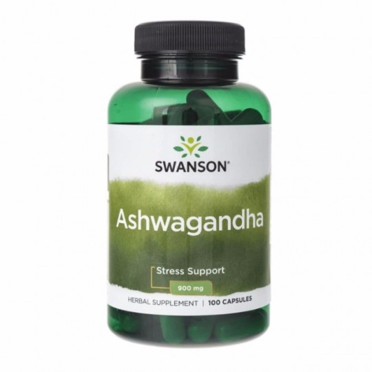 Ашваганда таблетки 450 мг - 100 капсул