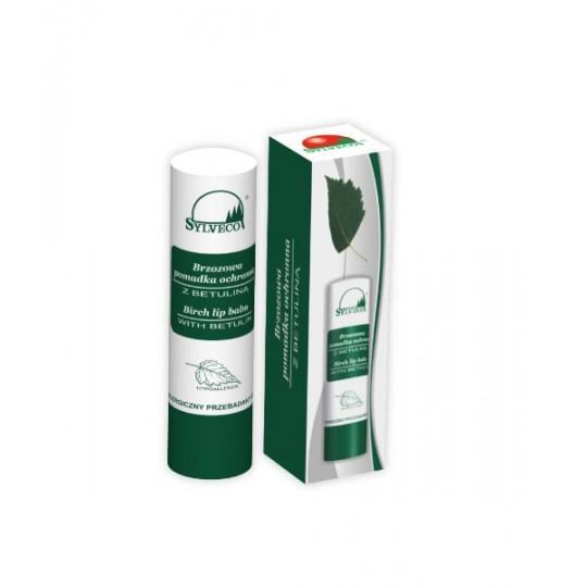 Березова захисна помада з бетуліном 4.6 г