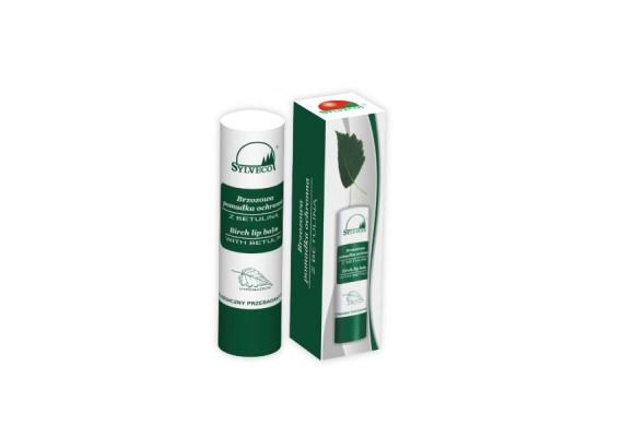Березовая защитная помада с бетулином 4.6 г - Sylveco