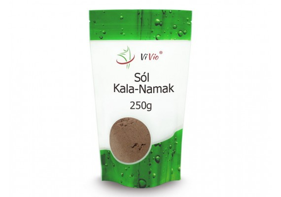 Чорна сіль Кала-Намак (мелена)