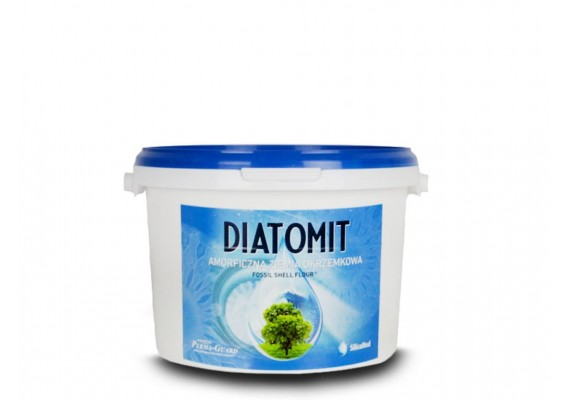 Діатоміт харчовий - Кизельгур