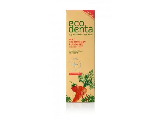 ECODENTA - зубная паста для детей 75 мл