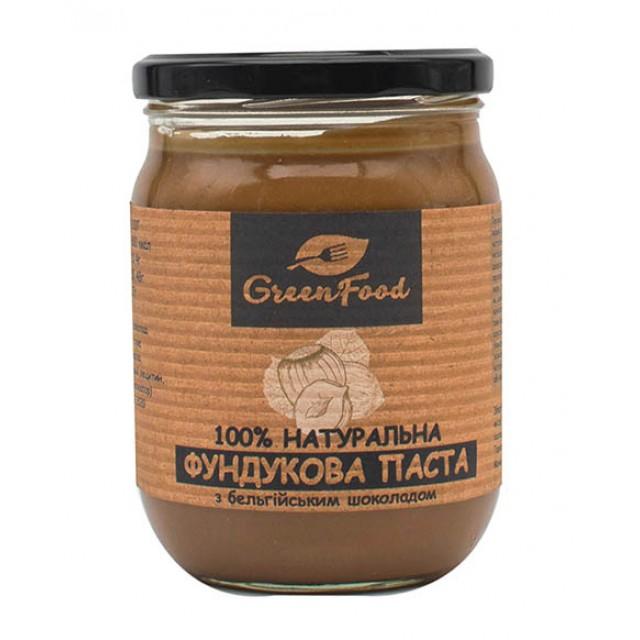 Фундукова паста з бельгійським шоколадом (Нутелла)