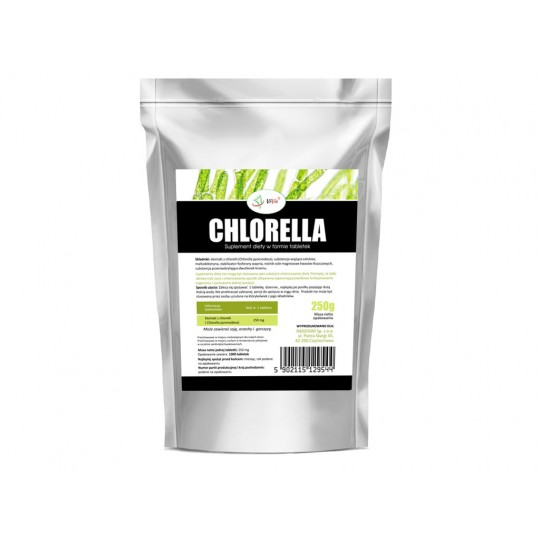 Хлорелла 1000 таблеток - 250 грам