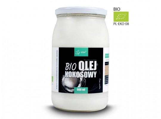 Органічна кокосова олія 900мл Extra Virgin