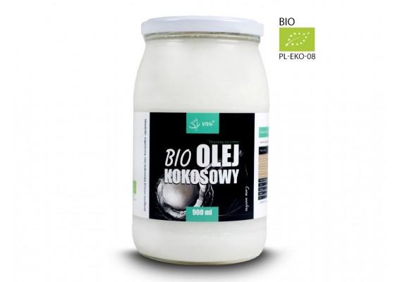 Органічна кокосова олія 900мл