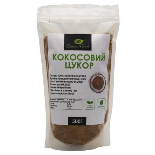 Кокосовий цукор