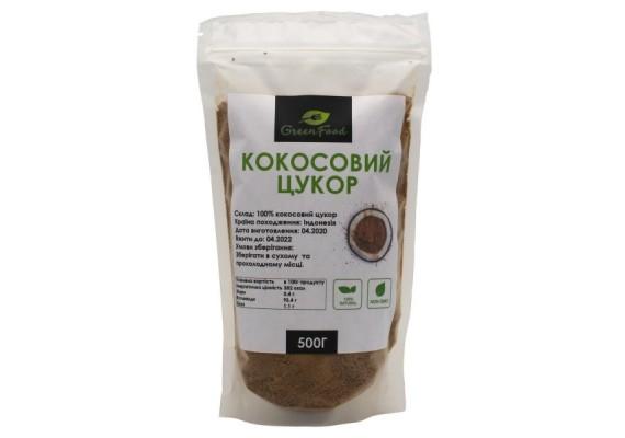Кокосовий сахар