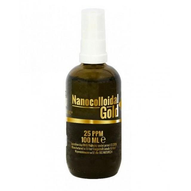 Колоїдне золото 25 ppm