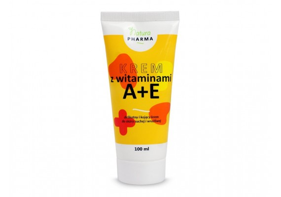 Крем с витаминами А+Е 100мл