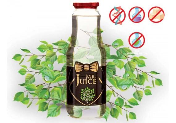 Натуральный Березовый сок 1000МЛ