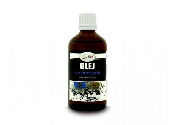 Олія чорного кмину