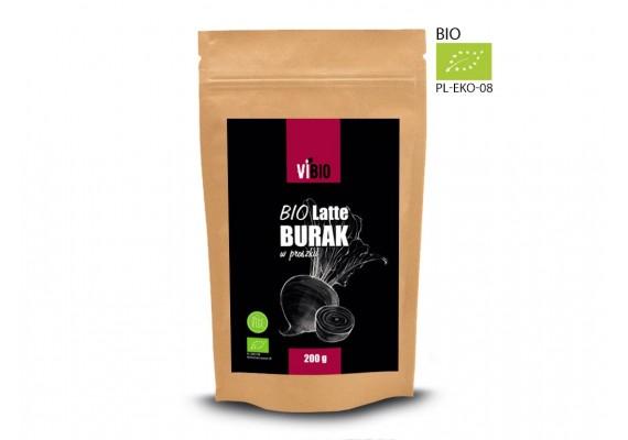 Органической свекольный Латте 200 грамм
