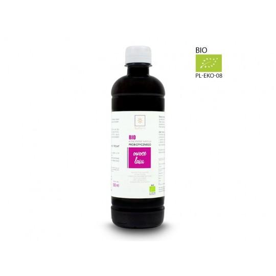 Органічний Пробіотик з лісових ягід 500 мл - SUNVIO