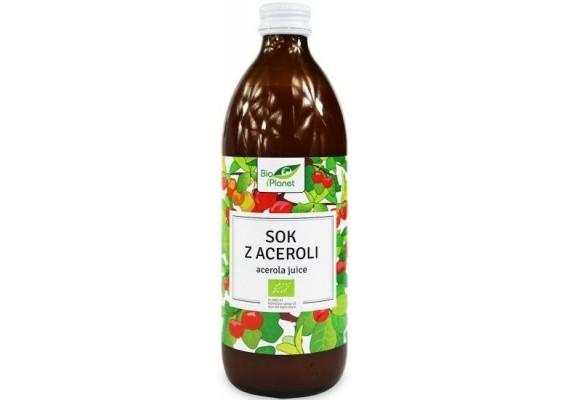 Органический сок ацеролы 500 мл
