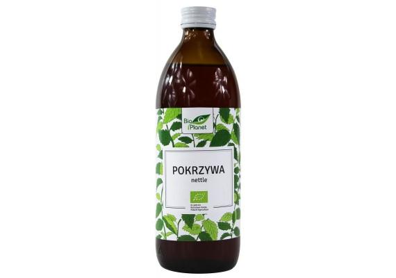 Органический сок из крапивы 500 мл
