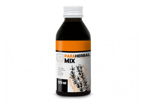 Para Herbal Mix 125 МЛ от паразитов и глистов