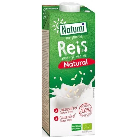 Органическое Рисовое Молоко NATUMI 1 Л