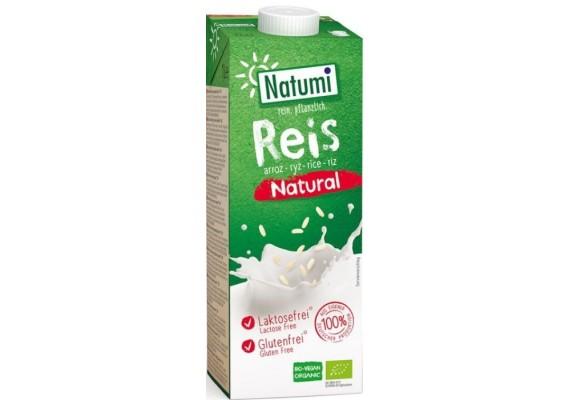 Органічне Рисове Молоко NATUMI 1 Л