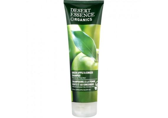 Шампунь - Зеленое яблоко и имбирь 237 мл Desert Essence