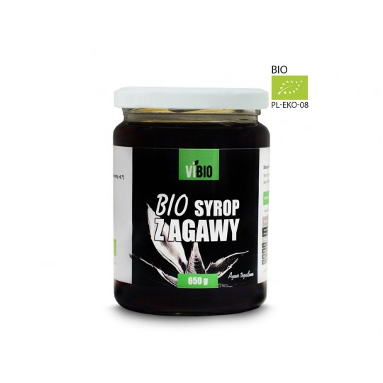 Органічний сироп агави