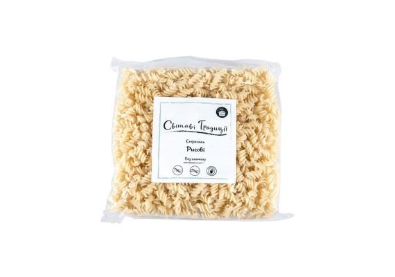 Спіральки рисові 500 грам - Світові традиції