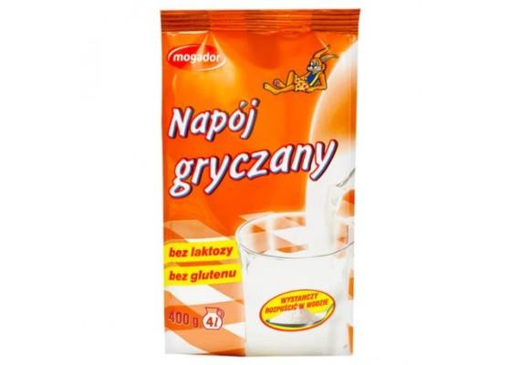 Сухий Гречаний напій (молоко) 400г - MOGADOR