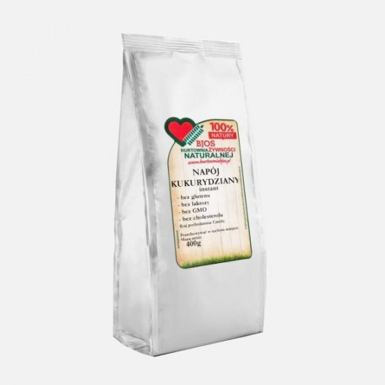 Сухий Кукурудзяний напій (молоко) 400г - BJOS